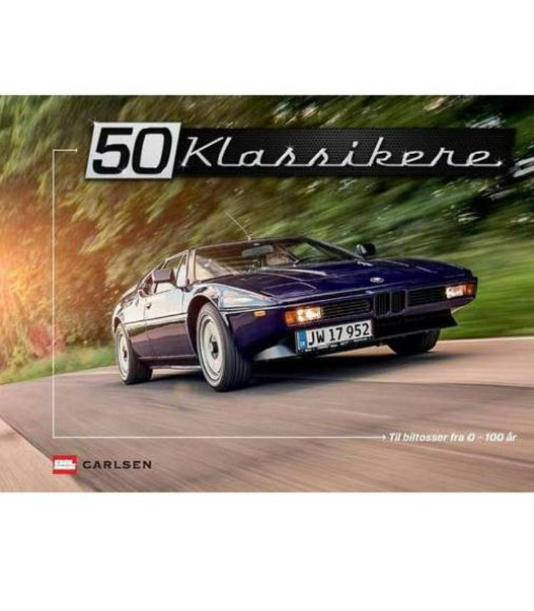 50 klassikere af Steen Bachmann