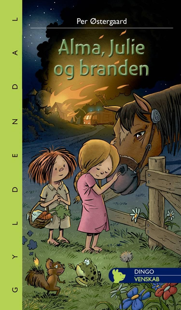 Alma, Julie og branden af Per Østergaard