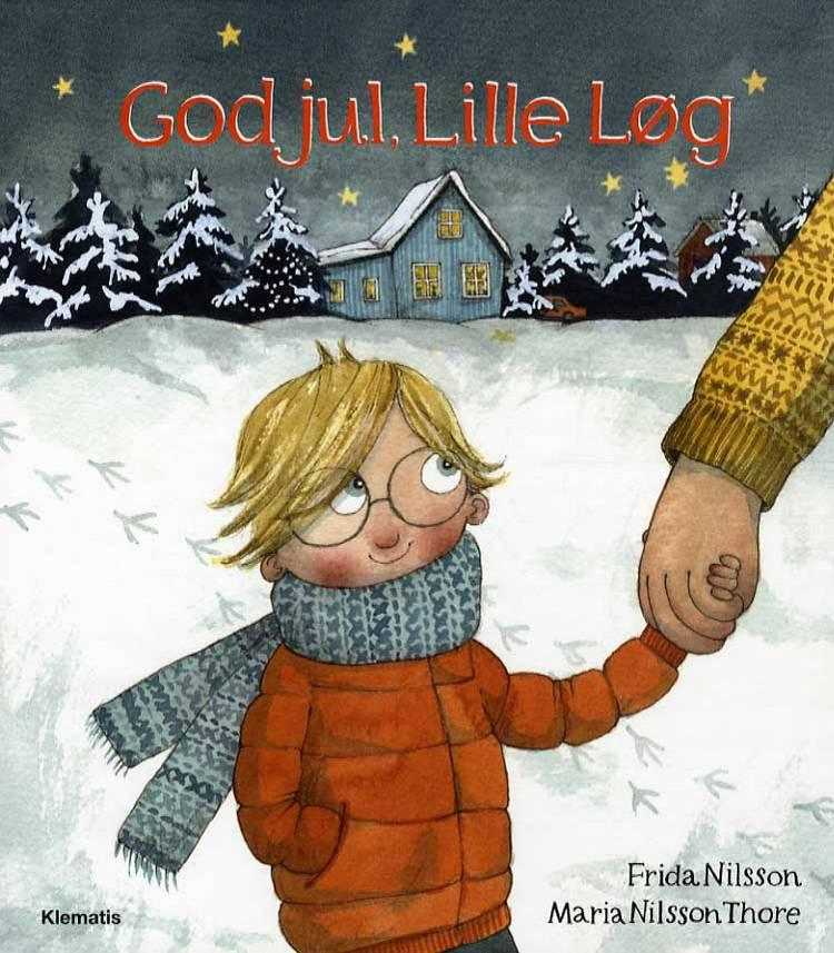God jul, Lille Løg af Frida Nilsson