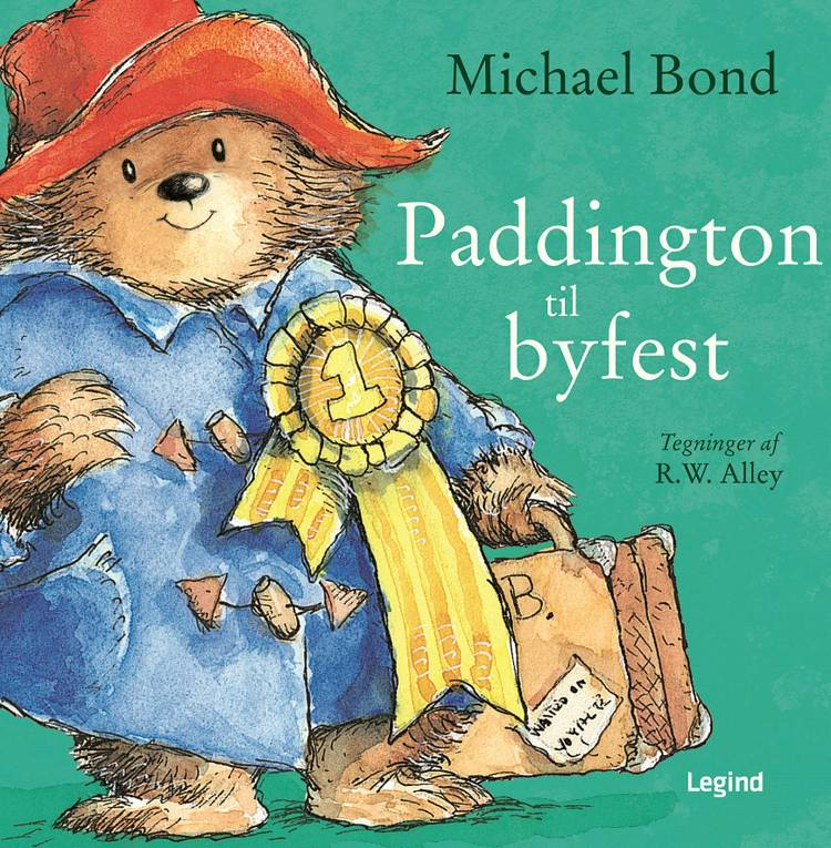 Paddington til byfest af Michael Bond