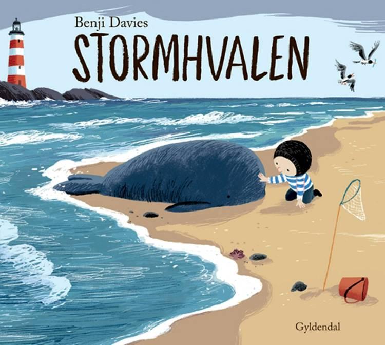 Stormhvalen af Benji Davies