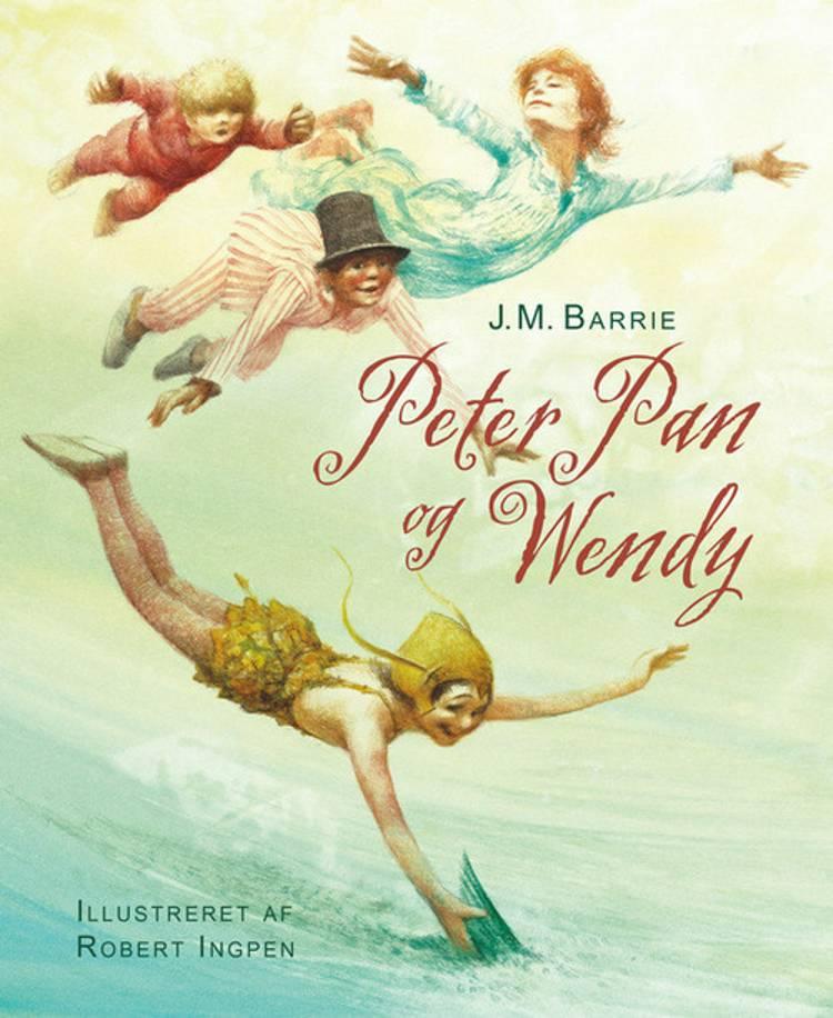 Peter Pan og Wendy af J. M. Barrie