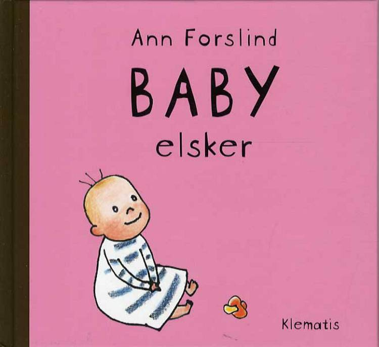 Baby elsker af Ann Forslind