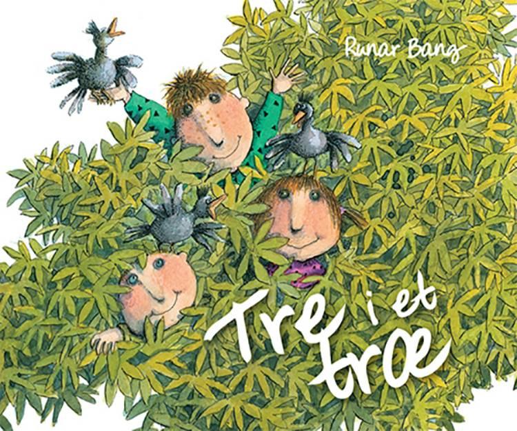 Tre i et træ af Runar Bang