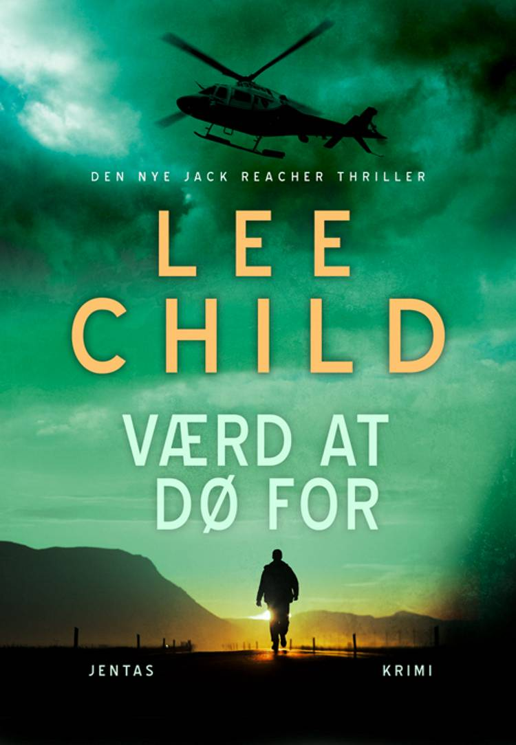 Værd at dø for af Lee Child