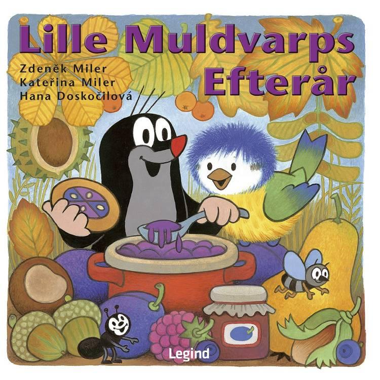 Lille Muldvarps efterår af Hana Doskocilová