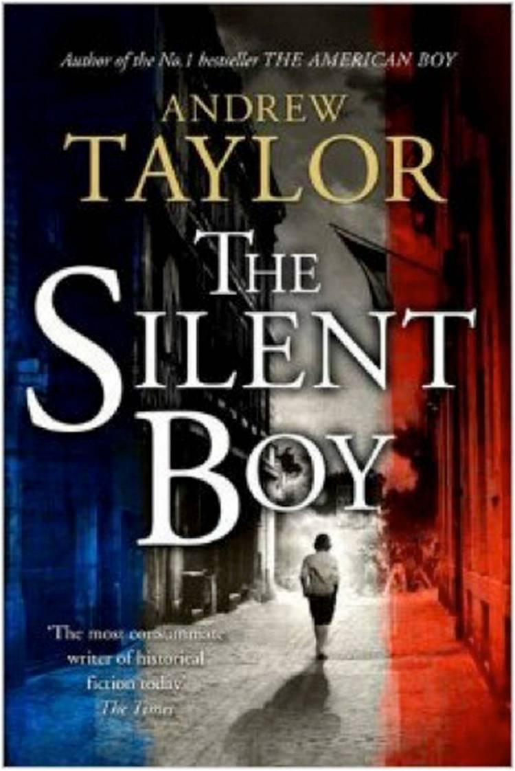 Den tavse dreng af Andrew Taylor