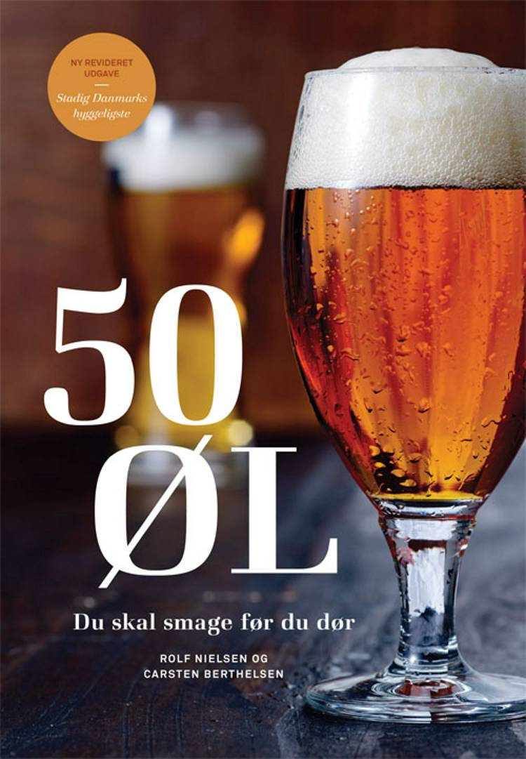50 øl af Rolf Nielsen og Carsten Berthelsen