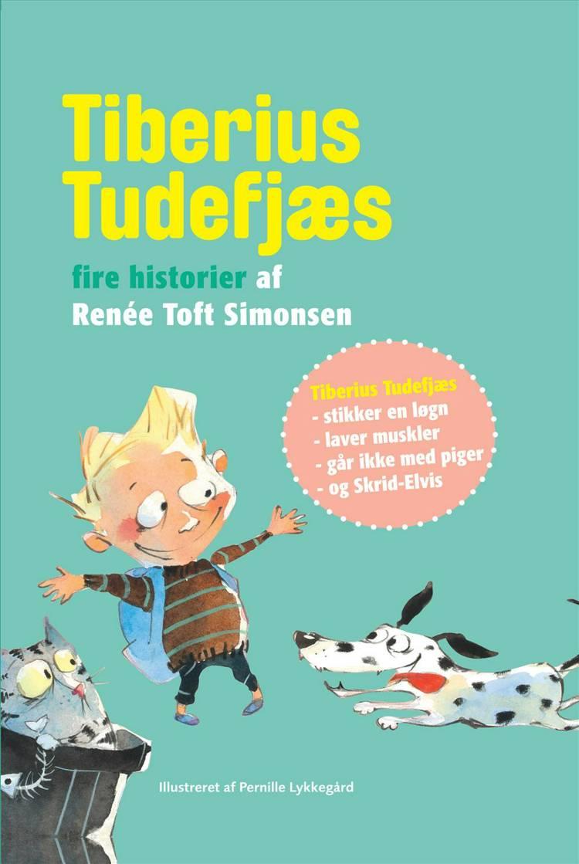 Tiberius Tudefjæs x 4 af Renée Toft Simonsen