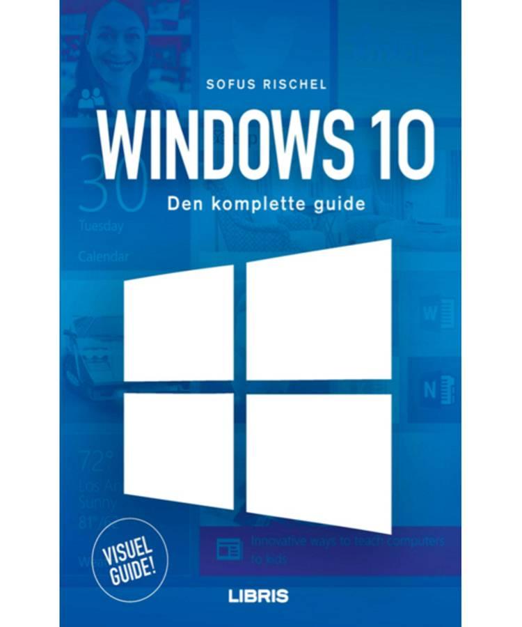 Windows 10-bogen af Jens Koldbæk og Sofus Rischel