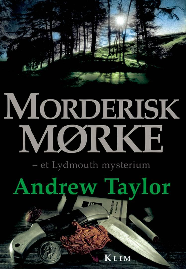 Morderisk mørke af Andrew Taylor