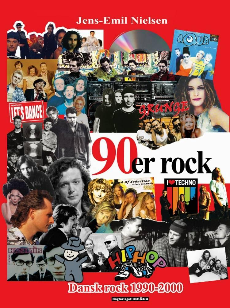 90'er rock af Jens-Emil Nielsen