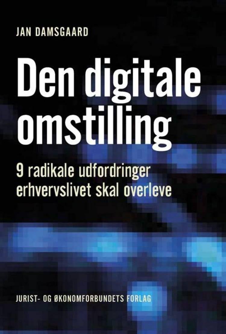 Den digitale omstilling af Jan Damsgaard