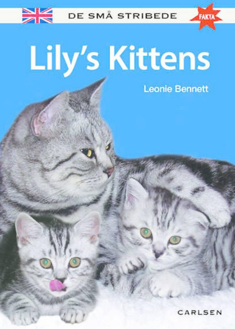 Lily's kittens af Leonie Bennett