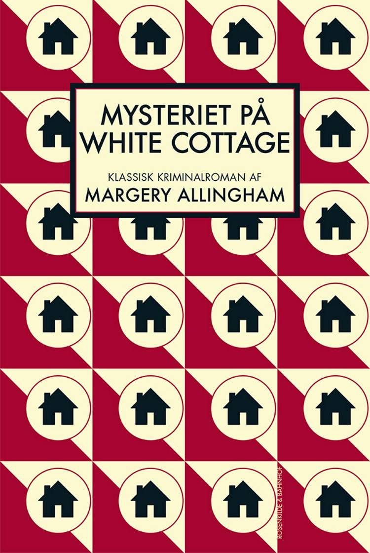Mysteriet på White Cottage af Margery Allingham