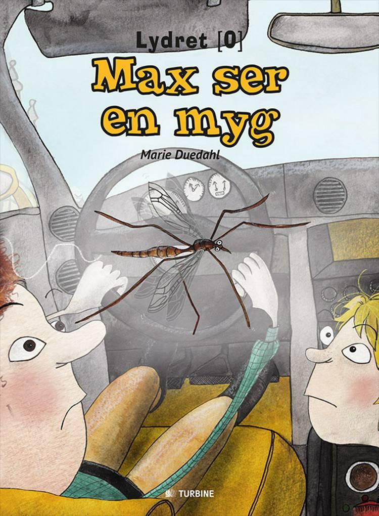 Max ser en myg af Marie Duedahl