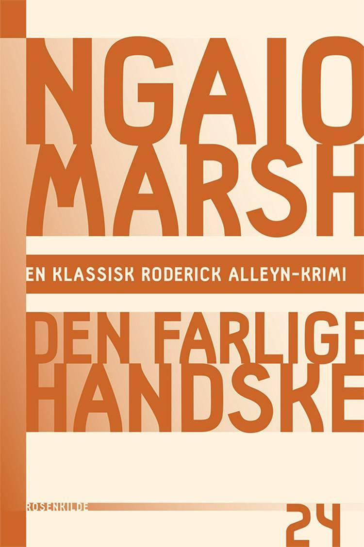 Den farlige handske af Ngaio Marsh