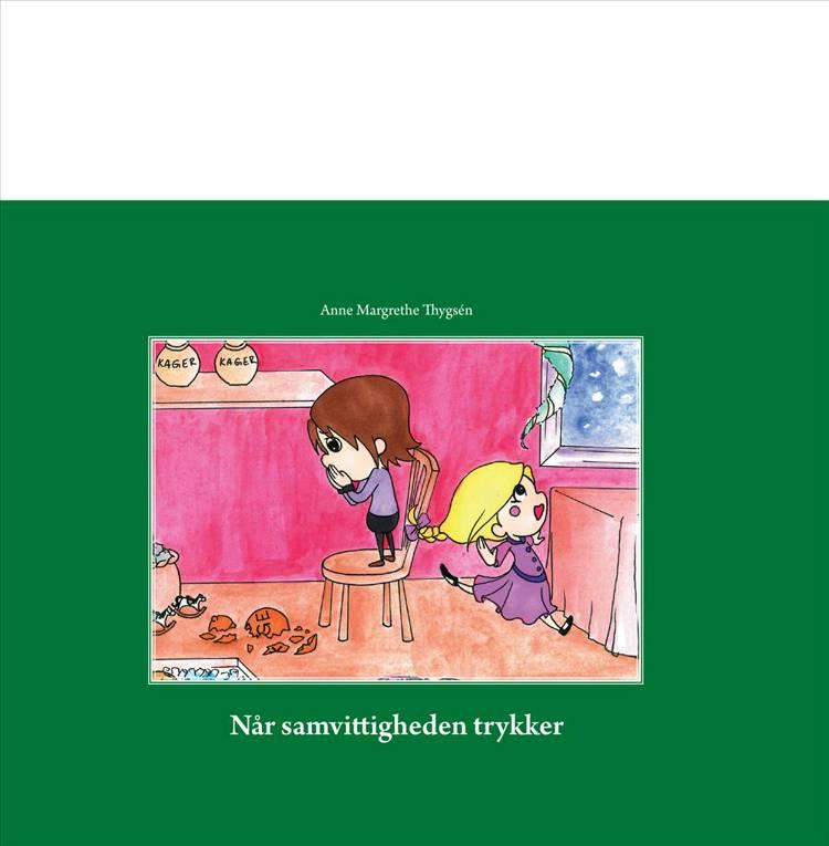 Når samvittigheden trykker af Anne Margrethe Thygsén