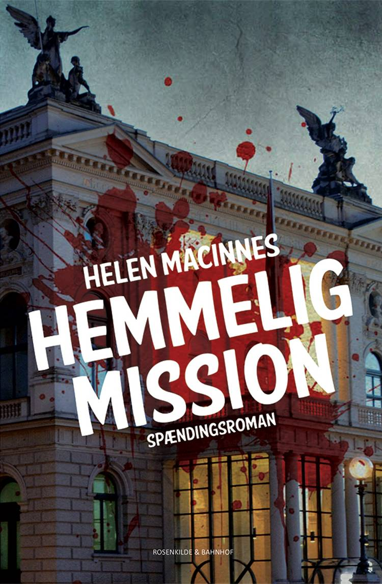 Hemmelig mission af Helen MacInnes