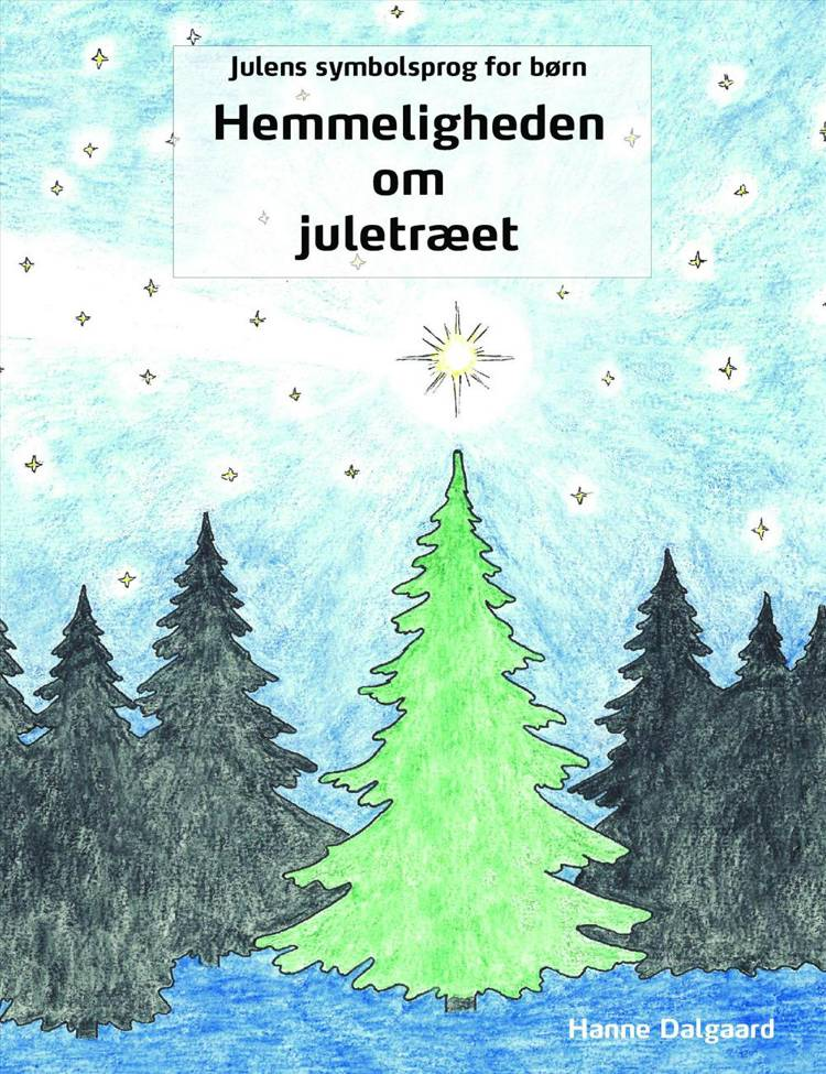 Julens symbolsprog for børn af Hanne Dalgaard