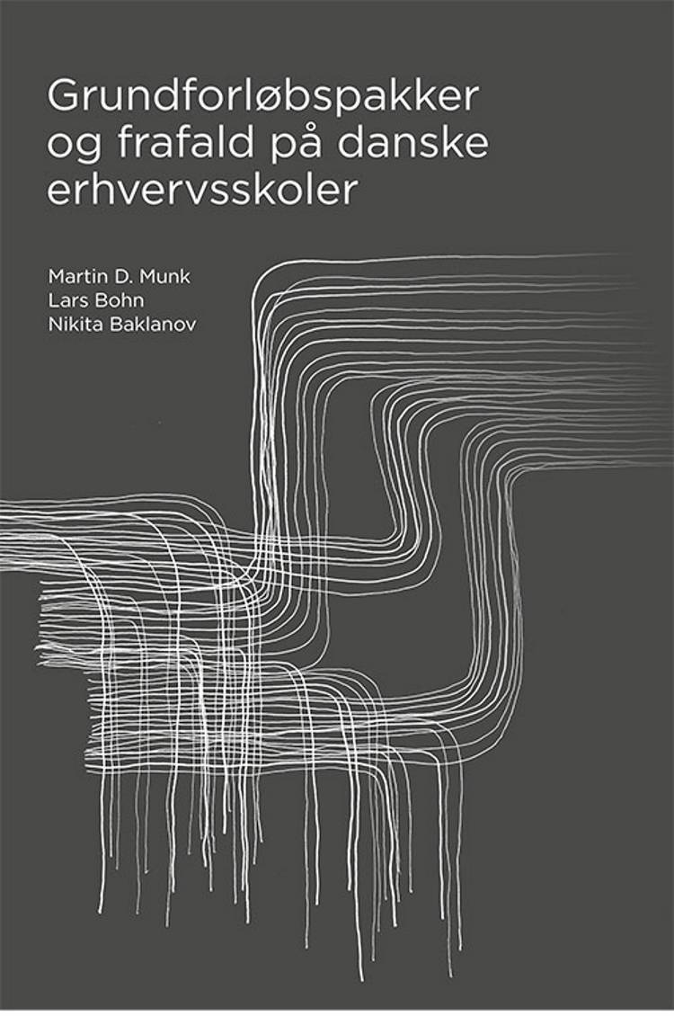Grundforløbspakker og frafald på danske erhvervsskoler af Lars Bohn, Martin D. Munk og Nikita Baklanov