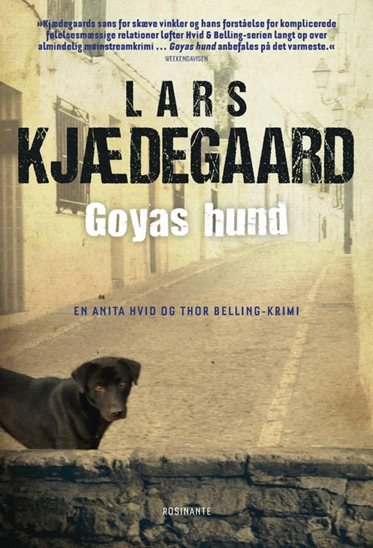 Goyas hund af Lars Kjædegaard