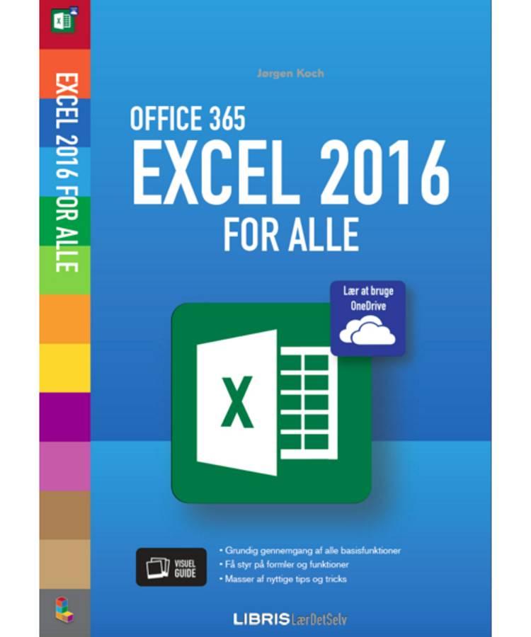 Excel 2016 for alle af Jørgen Koch