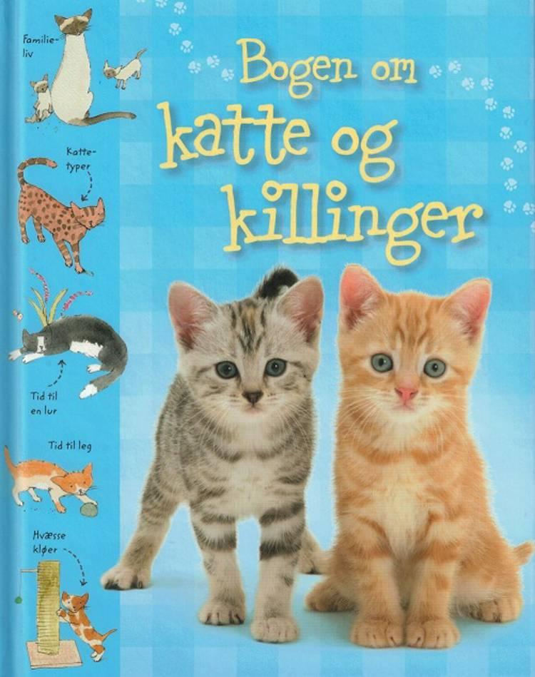Bogen om katte og killinger af Sarah Khan