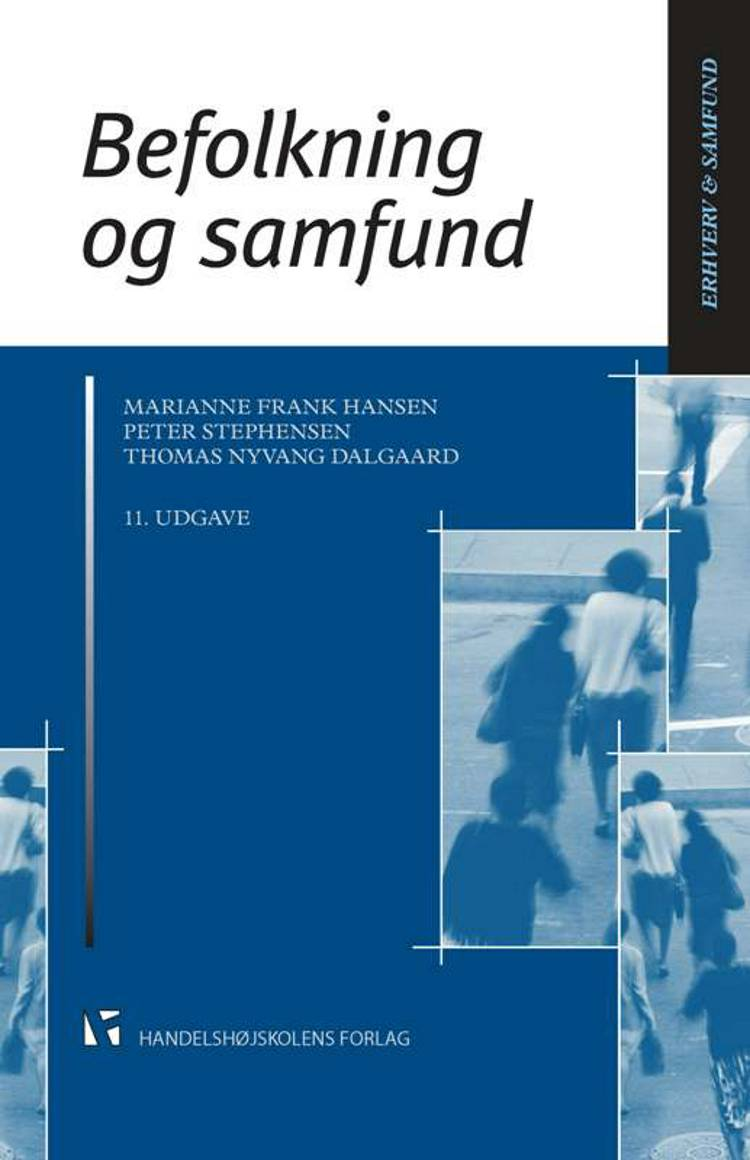 Befolkning og samfund af Thomas Nyvang Dalgaard, Marianne Frank Hansen og Peter Stephensen