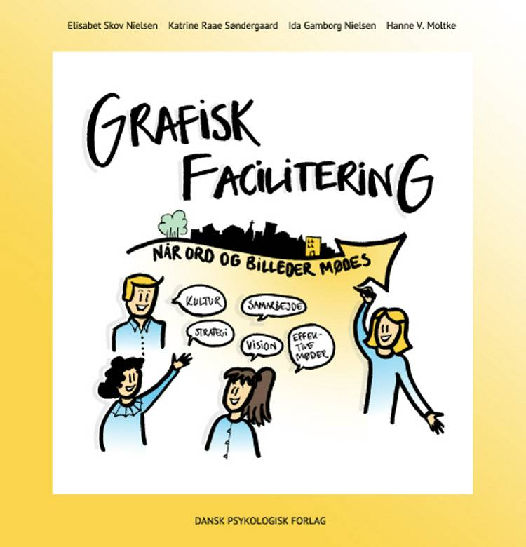 Grafisk facilitering af Katrine Raae Søndergaard, Ida Gamborg Nielsen og Elisabet Skov Nielsen m.fl.