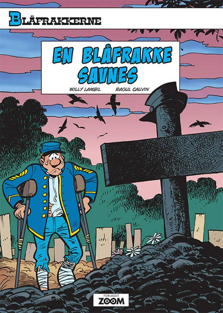 En blåfrakke savnes af Raoul Cauvin og Willy Lambil
