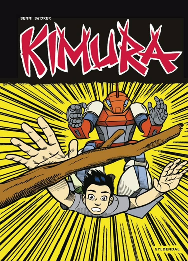 Kimura af Benni Bødker