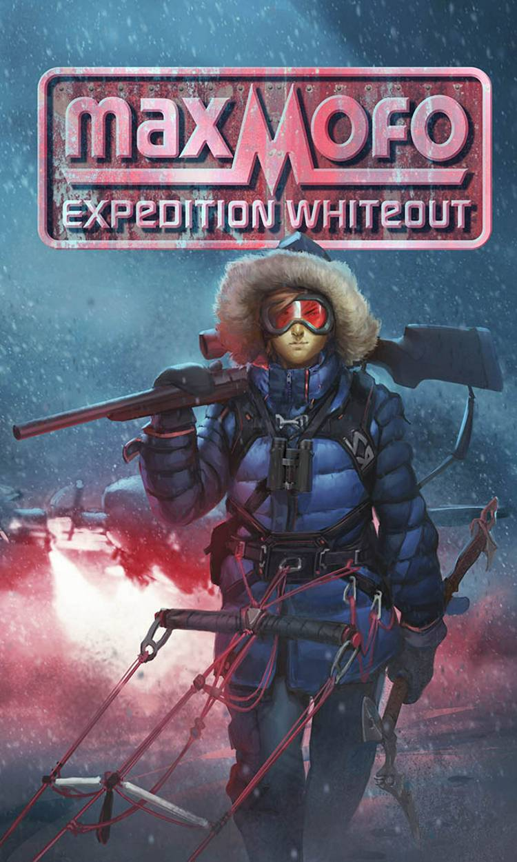 Expedition whiteout af T. B. Rottbøll