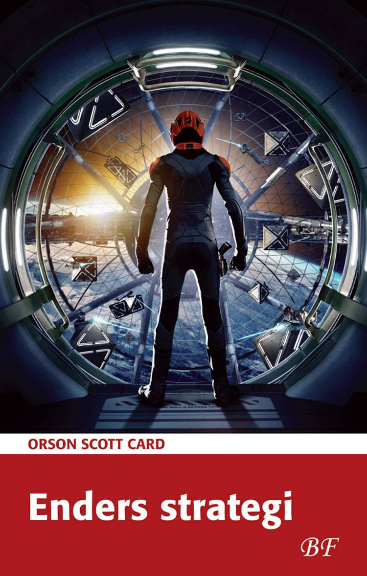 Ender's strategi af Orson Scott Card
