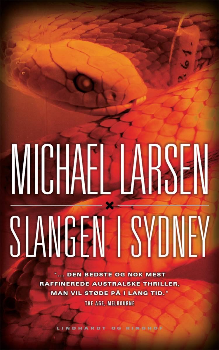 Slangen i Sydney af Michael Larsen