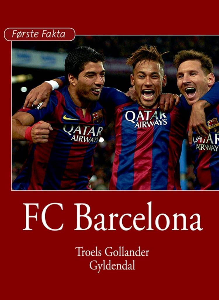 FC Barcelona af Troels Gollander