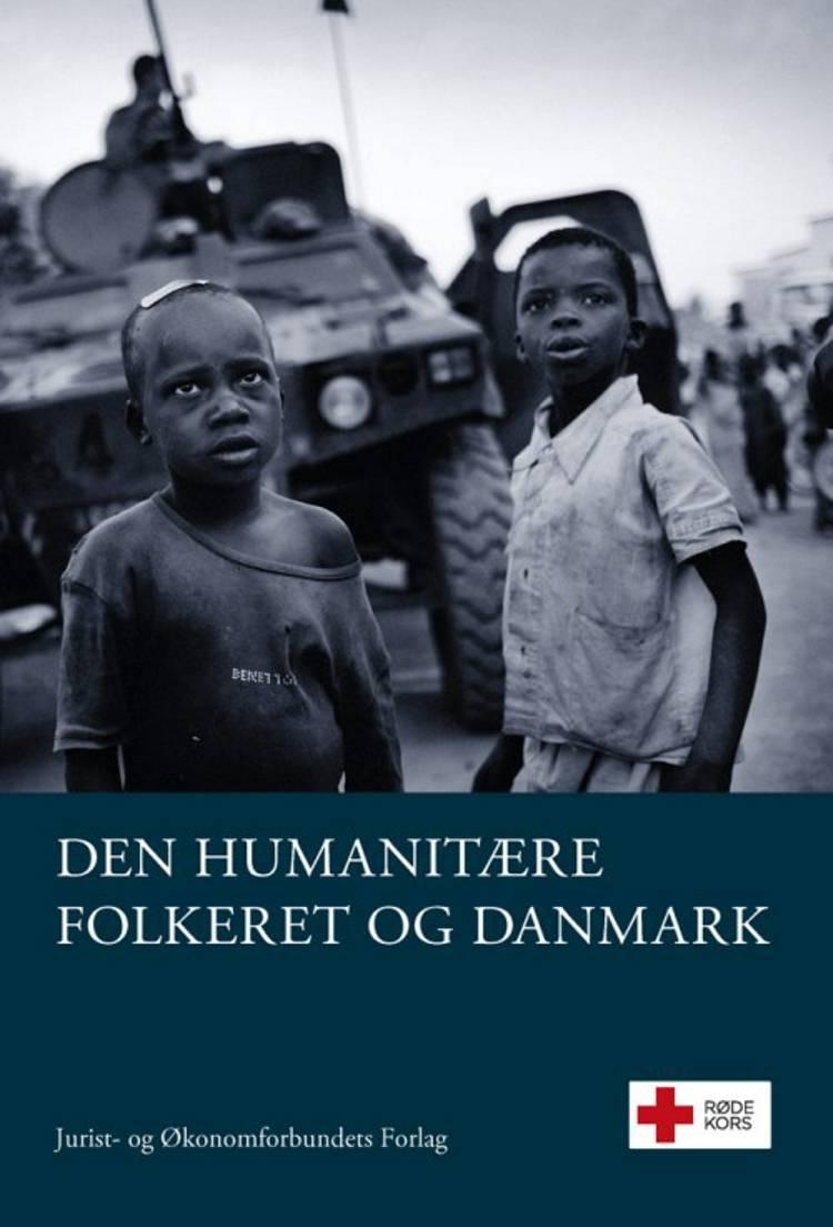 Den humanitære folkeret og Danmark af Røde kors