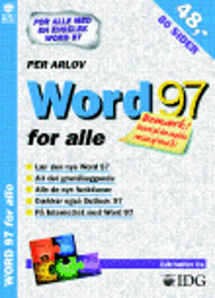 Word 97 for alle af Per Arlov