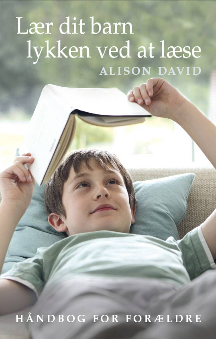 Lær dit barn lykken ved at læse af Alison David