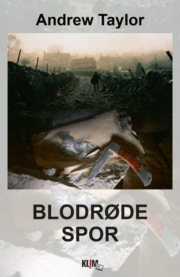 Blodrøde spor Bind 1-2 af Andrew Taylor