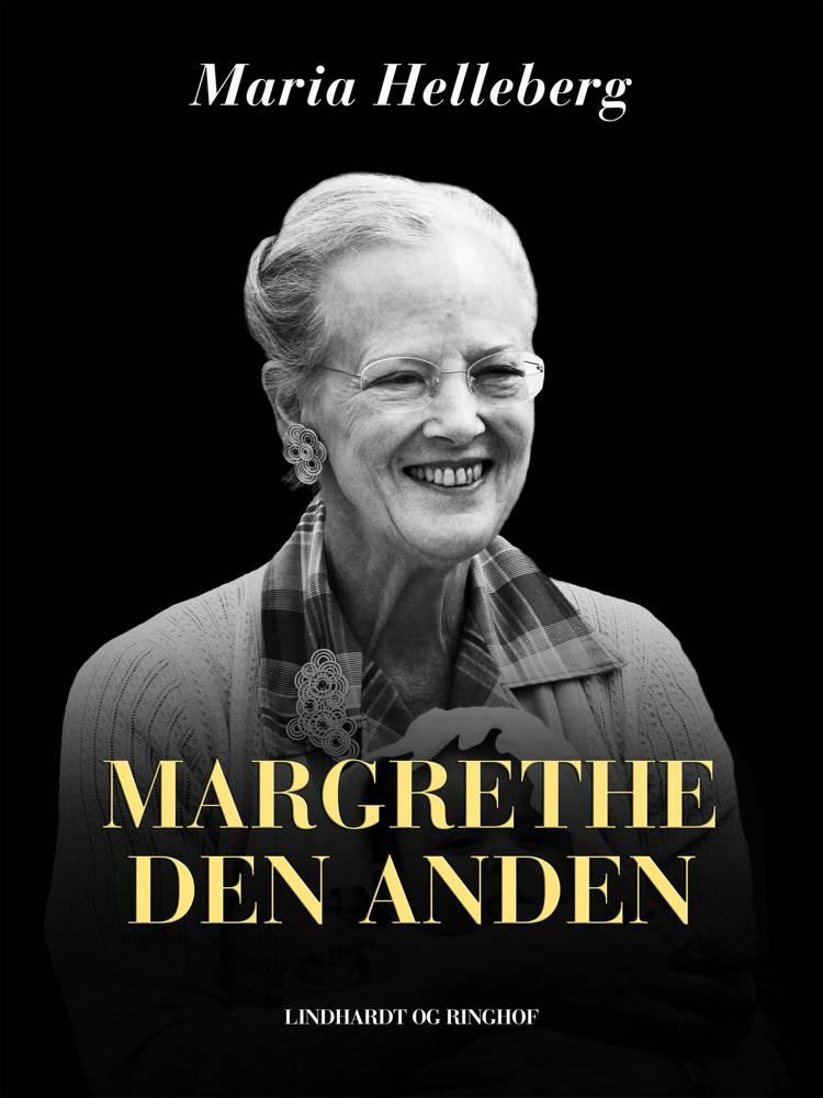 Margrethe den Anden af Maria Helleberg