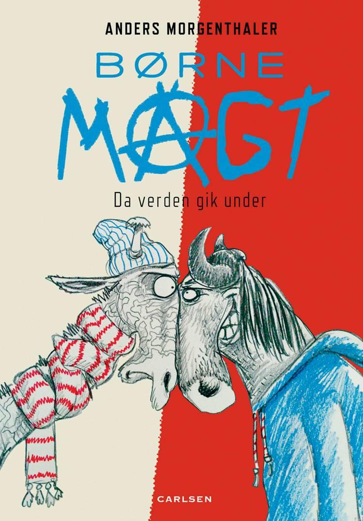 Børnemagt af Anders Morgenthaler