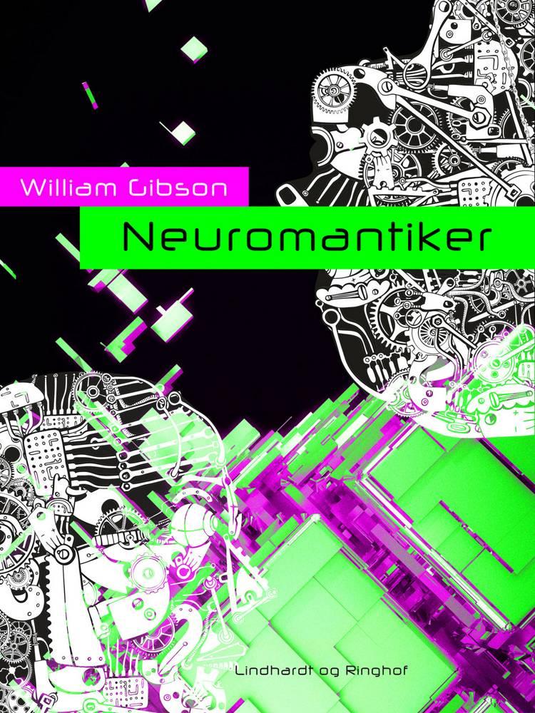 Neuromantiker af William Gibson