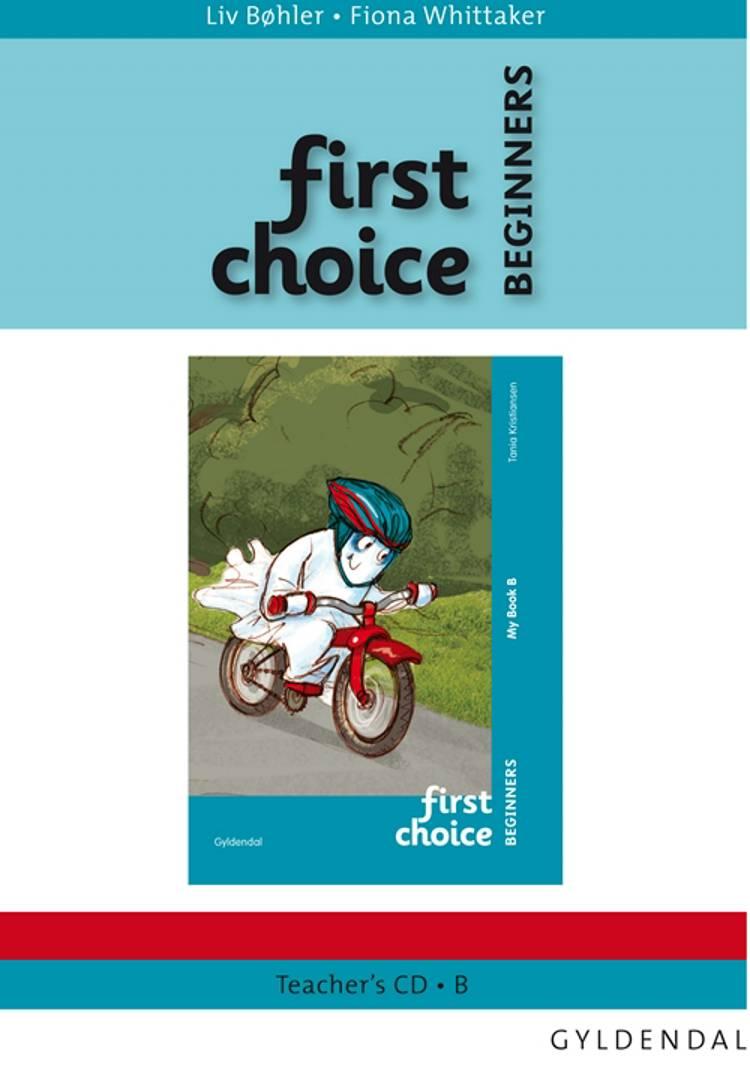 First Choice Beginners Teacher´s CD B af Tania Kristiansen