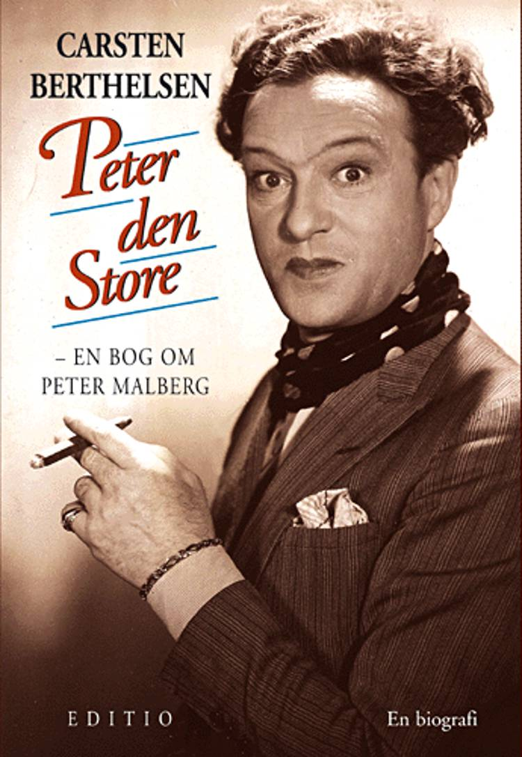 Peter den Store af Carsten Berthelsen