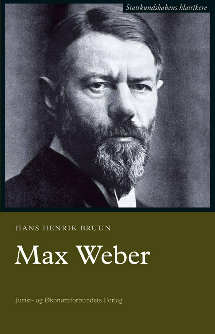 Mas Weber af Hans Henrik Bruun