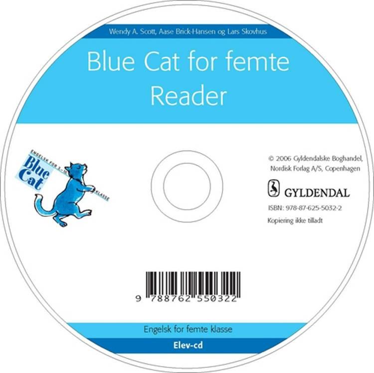 Blue Cat for femte af Wendy A. Scott
