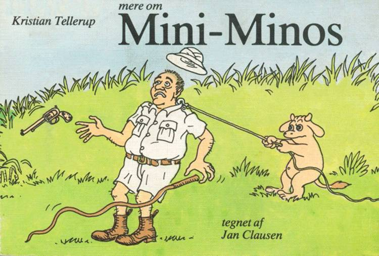 Mini-Minos #2: Mere om Mini-Minos af Kristian Tellerup