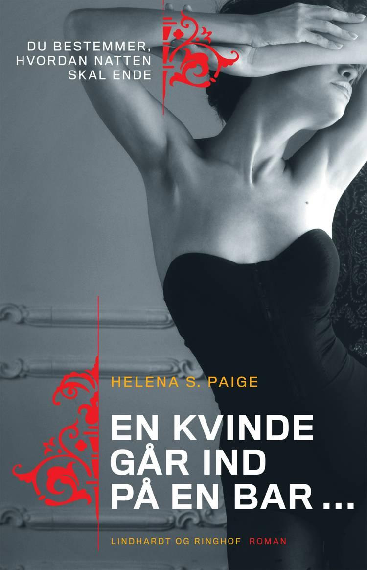 En kvinde går ind på en bar af Helena S. Paige