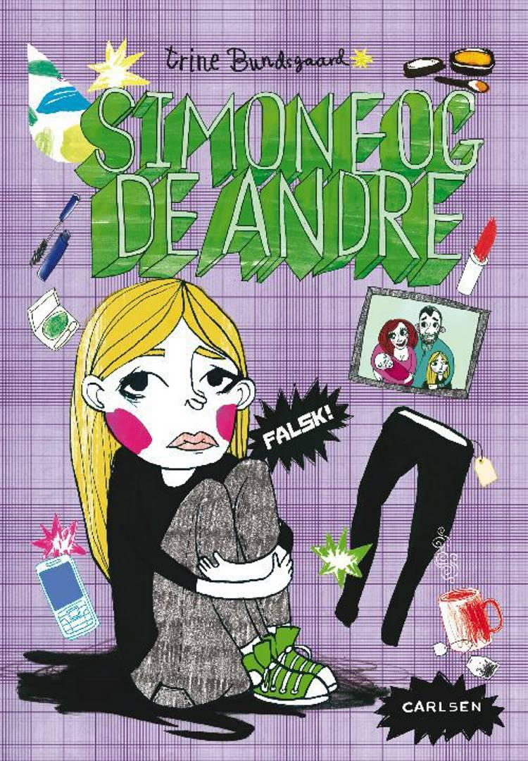 Simone og de andre af Trine Bundsgaard